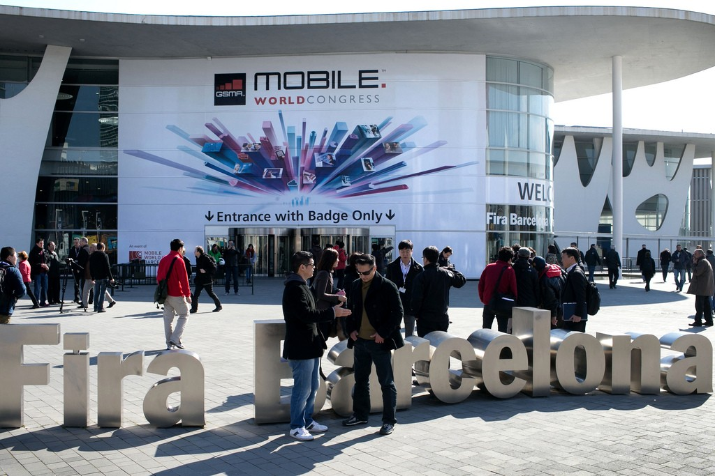 Ada Colau y el Mobile World Congress Barcelona